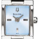 Bulova 96L70 Stainless Steel Bracelet Ladies