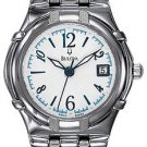 Bulova 96M34 Stainless Steel Ladies