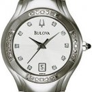 Bulova 96R10 Maestro Diamond Mother of Pearl Bracelet Ladies