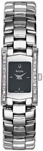 Bulova 96R11 Overture Diamond Bracelet Ladies