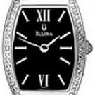 Bulova 96R12 Diamond Dress Watch Ladies