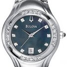 Bulova 96R20 Maestro Diamond Mother of Pearl Bracelet Ladies
