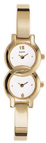 Bulova 97T59 Gold tone Ladies