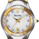 Bulova 98R70 Diamond Bezel Ladies