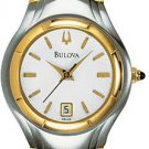 Bulova 98U25 Bracelet Two Tone Ladies