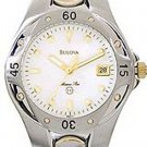Bulova 98G77 Marine Star Two Tone Men's