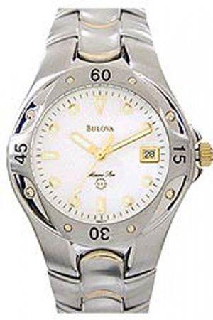 Bulova 98G77 Marine Star Two Tone Men's