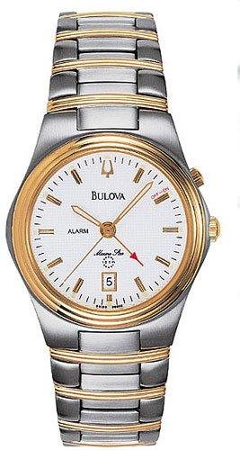 Bulova 98G95 Two Tone Men's