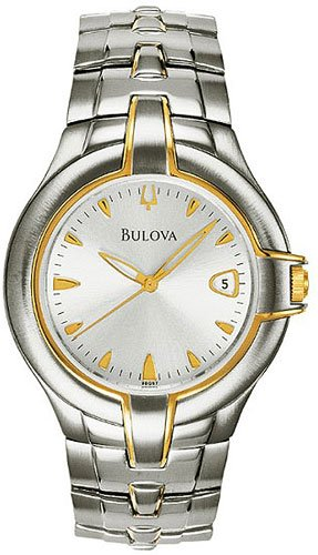 Bulova 98G97 Two Tone Men's