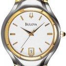 Bulova 98G99 Bracelet Two Tone Men's
