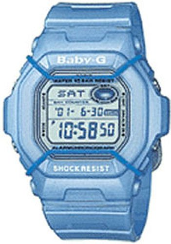 Casio BG361-2C Baby G Strap Ladies