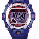 Casio G3011GS-2V Blue G-Shock Shockey Men's