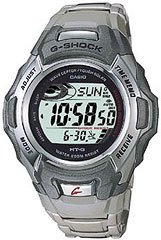 Casio MTG900DA-8V G-Shock Tough Solar Atomic Men's