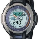 Casio PAG60-1AV Triple Sensor Pathfinder Solar Power Men's
