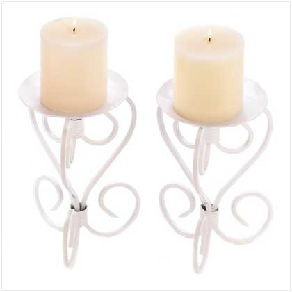 COTTAGE GARDEN CANDLE STANDS