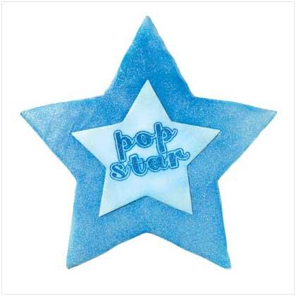 STAR PUFFY MESH HANGUP DECOR
