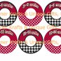 Alabama Houndstooth Closet Dividers