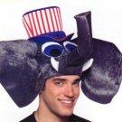 Patriotic Elephant Hat