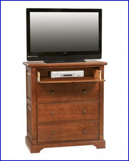 Bedroom Tv Stands: Winners Only Furniture Americana Bedroom Height 38 Inch TV