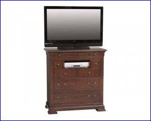 Winners only furniture classic bedroom height 40 inch tv stand console chest wo bwk1007tv for Tall bedroom tv stand