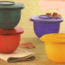 TUPPERWARE Impressions Mini Bowl Set