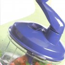 TUPPERWARE QUICK CHEF FOOD PROCESSOR