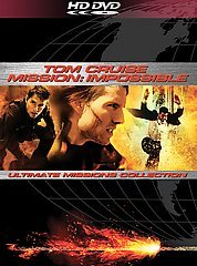 Mission Impossible (High-Definition) (3-Pack)