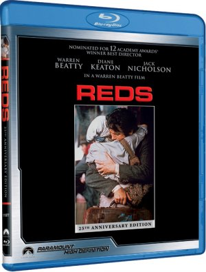 Reds (25th Anniversary) (High-Definition)