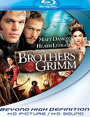 Brothers Grimm (Blu-Ray) (WS)