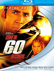 Gone in 60 Seconds (Blu-Ray) (WS)