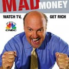 Jim Cramer's Mad Money: Watch TV, Get Rich - Hardcover