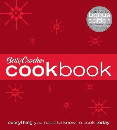 Betty Crocker Cookbook: Bonus Edition