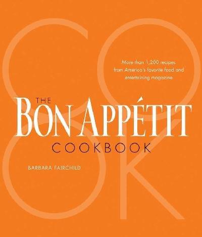 The Bon Appetit Cookbook - Hardcover