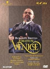 Robert Tear/Opie/Chance: Death In Venice:Britten