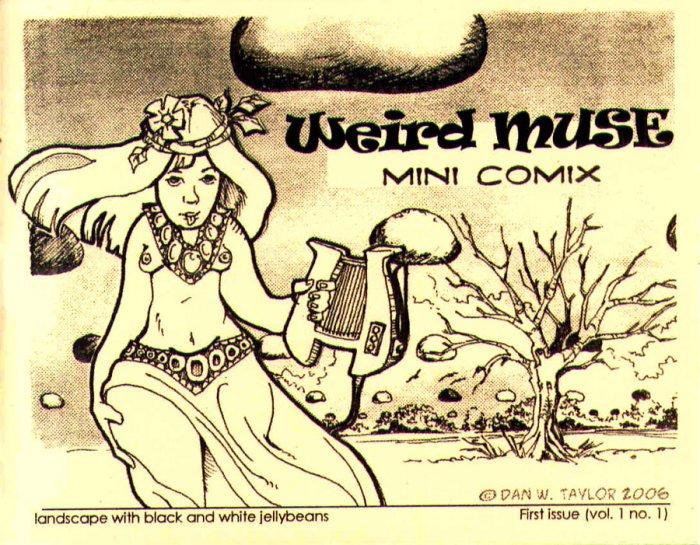 Weird Muse Mini Comics no. 1