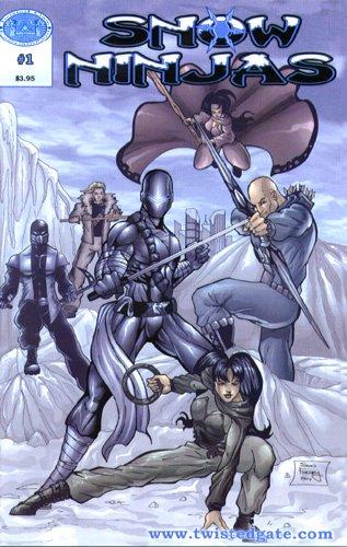 Snow Ninjas (one-shot)