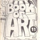 Book of Art 11  vintage mini comic 1980