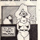 Book of Art no. 3   newave comix 1979
