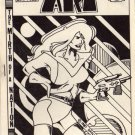 Book of Art no. 10 newave comix 1980