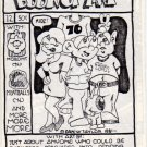 Book of Art no. 12 newave comix 1981