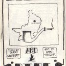Pakistan and a Pipe newave comix 1980