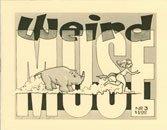 Weird Muse Mini Comix no. 3