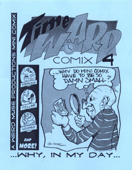 Time Warp Comix no. 4