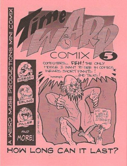 Time Warp Comix no. 5