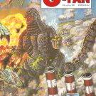 GFan  16  Godzilla fanzine 1995