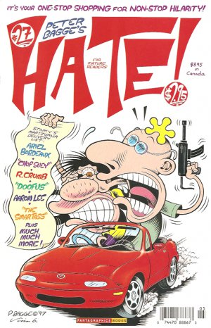 Hate no. 27 Peter Bagge