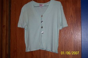 Light Bluesh green Shirt  SZ 10