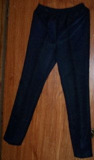Black Dress Slacks  SZ S