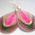 ROMA LightWeight Hand Woven Thread Earrings