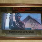 Budweiser Great Kings of Africa Thutmose III  Mirrored Sign